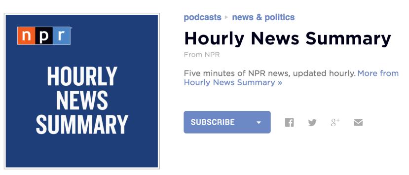 Bad and Nasty on NPR News2/20/17!