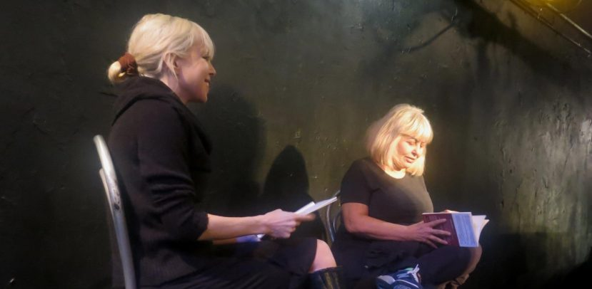 New York City – WOW Café Theatre – Penny Arcade and Tammy Faye Starlite –2/20/17